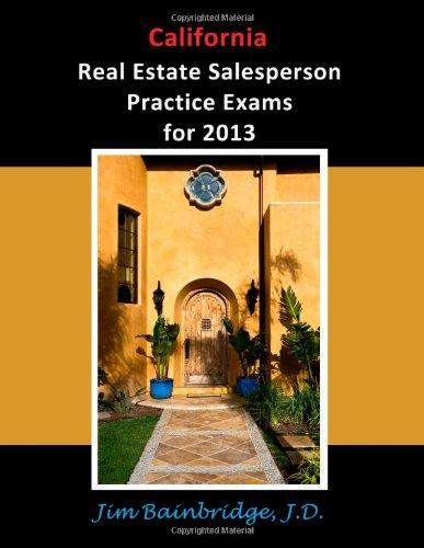 real estate salesperson ca - 8