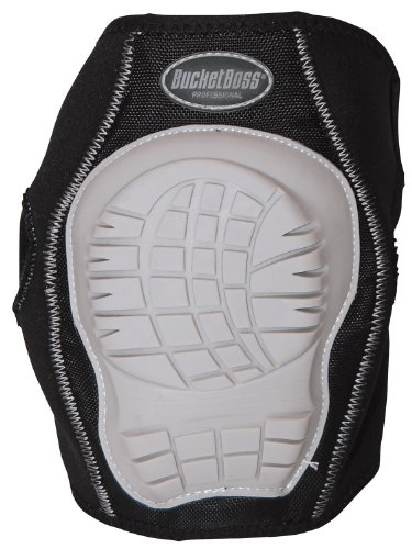 Hard Cap Knee Pads (Bucket Boss Bucket Boss 92200 NeoFlex Soft Shell Kneepad)