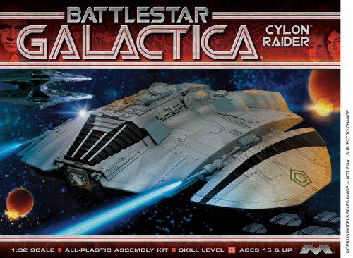 Moebius Models Battlestar Galactica Original Cylon ()