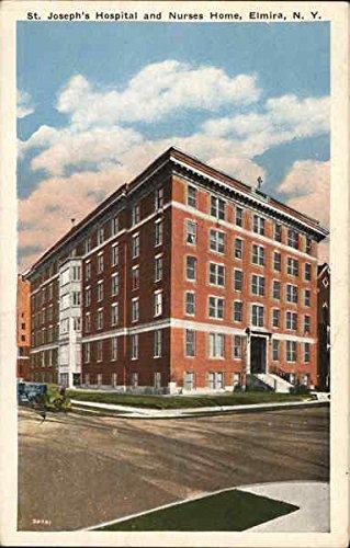Amazon com: St  Joseph's Hospital and Nurses Home Elmira
