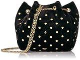 Juicy Couture Bel Air Bijoux Studded Velour Mini Bucket Bag