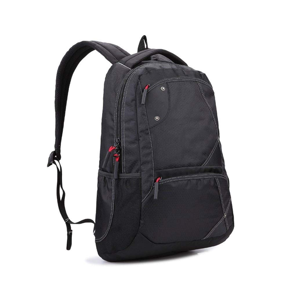 MYXMY Outdoor Sports and Leisure Bag Backpack Backpack Travel Female Computer Korean Version of The Shoulder Bag Trend Wild Men's Backpack by MYXMY (Image #3)