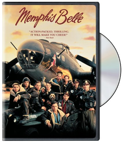 DVD : Memphis Belle (Full Frame, Amaray Case, Repackaged, , Dubbed)