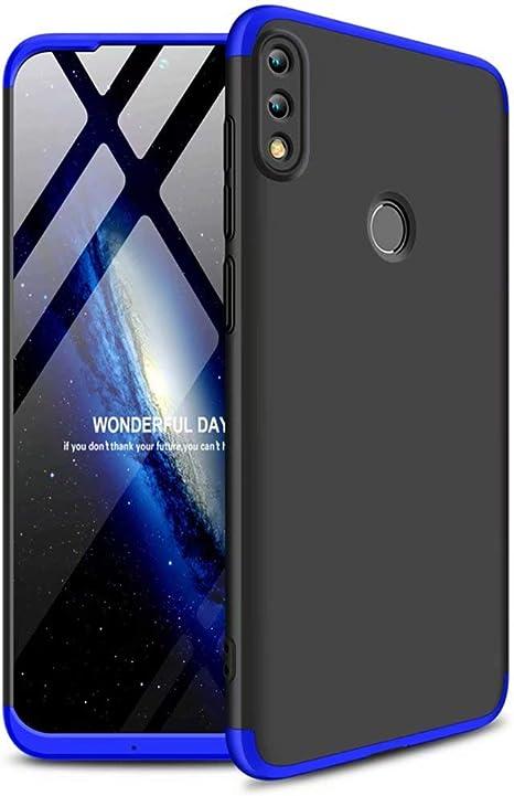 NiaCoCo Compatible con Huawei P Smart 2019/Honor 10 Lite Silicona ...