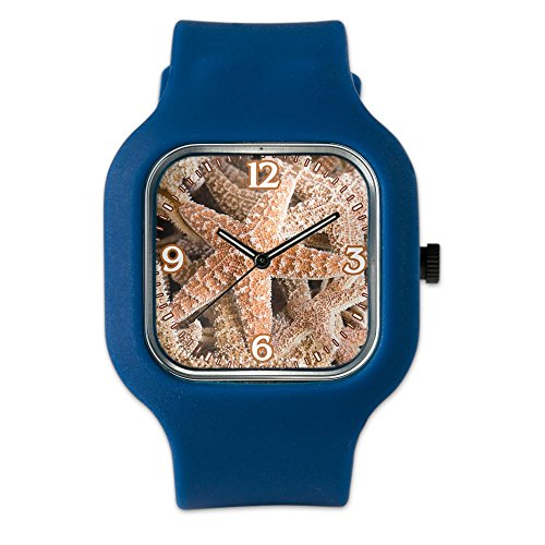 Collection Star Ladies Watch Marine (Navy Blue Fashion Sport Watch Collection Of Starfish)
