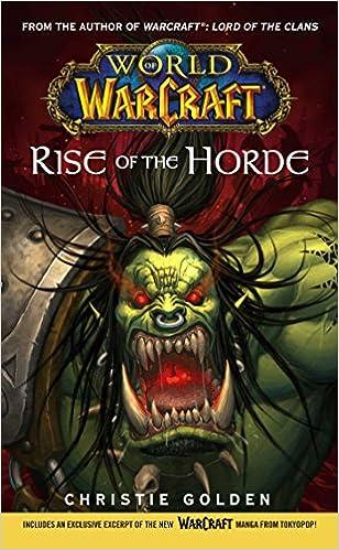 Amazon world of warcraft rise of the horde ebook christie amazon world of warcraft rise of the horde ebook christie golden kindle store fandeluxe Images