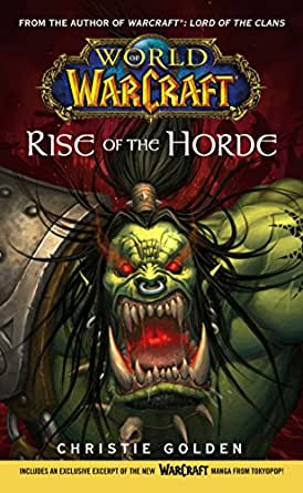 rise of the horde christie golden pdf