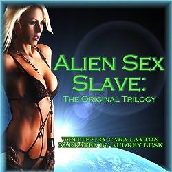 Alien Sex Slave