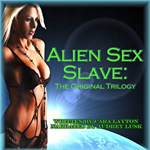 Alien Sex Slave Audiobook