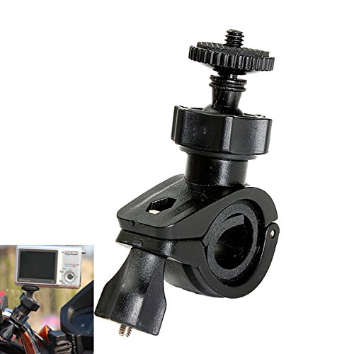 Hitommy Motorcycle Handlebar Mount Holder for Gopro Mobius Sports Camera - Knob Handlebar Faucet