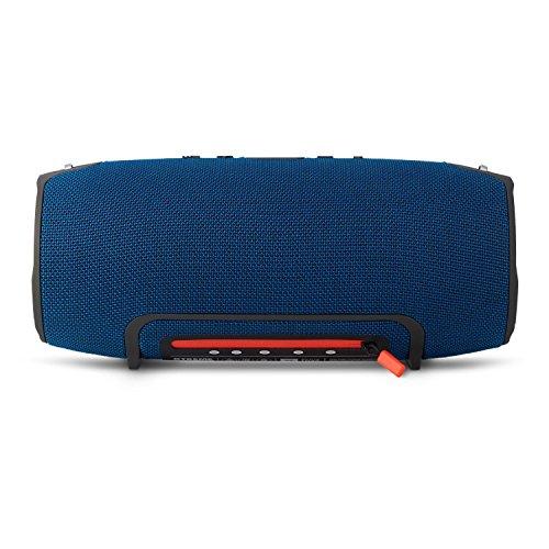 JBL Xtreme Portable Wireless Bluetooth Speaker - Blue - (Certified Refurbished)