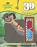 Disney Jungle Book 3d Storybook with 3d Glasses (Disney 3d Storybook)