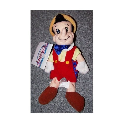 (Disney Bean Bag Plush - PINOCCHIO (9 inch))