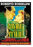 Voyage To Italy ( Viaggio in Italia ) [ NON-USA FORMAT, PAL, Reg.0 Import - France ]