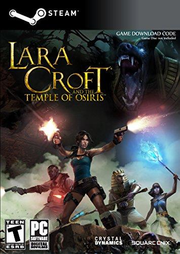 Lara Croft and the Temple of Osiris (New Lara Croft Game)