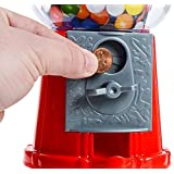 """Amazon Price History for:Dubble bubble 8.5"""" classic style coin operated gumball bank include 45 gumballs"""