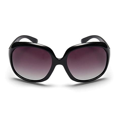 Nanlille Gafas de Sol para Mujer, Gafas de Sol de Plástico ...