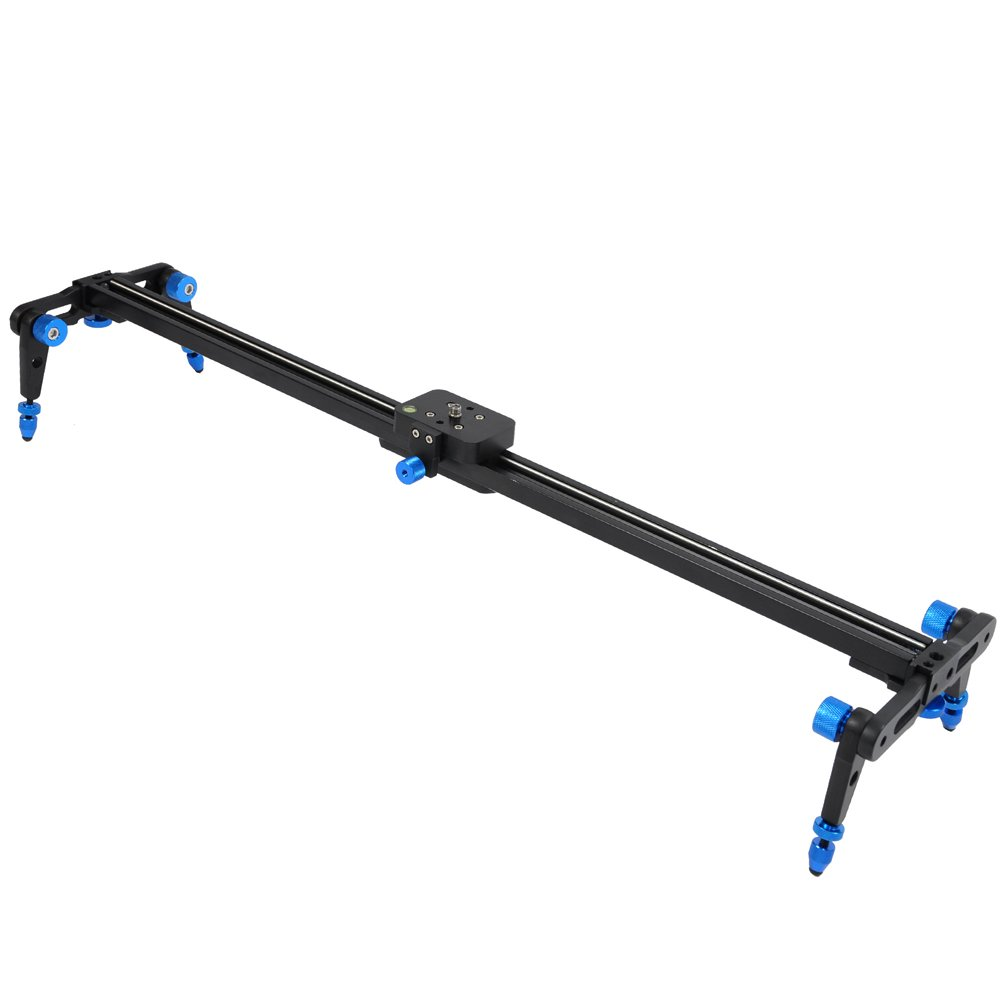 Camera Track Stabilizer Video Stabilization System for DSLR Camera DV ideo Camcorder Film Photography, Loads up to 22 pounds(80cm) -US Delivery by Liang Dong