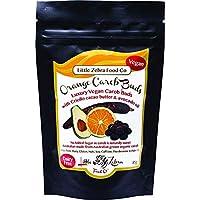 Little Zebra Food Co. Orange Carob Buds 85 g, 85 g