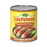 Las Palmas Enchilada Sauce Chile Medium, 28 Ounce (Pack of 12)