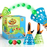 YoYa Toys Pop and Catch Launcher Basket with 3