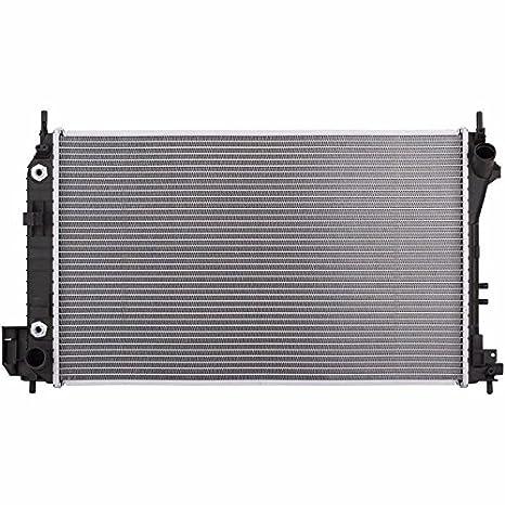 ocpty nueva Radiador para Saab 9 - 3 03 - 11 9 - 3 x 10 - 11 2.0 L4 2.8 V6 W/O HRC 2810: Amazon.es: Coche y moto