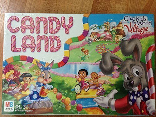 Candy Land Give Kids the World Village Edition (2006)の商品画像