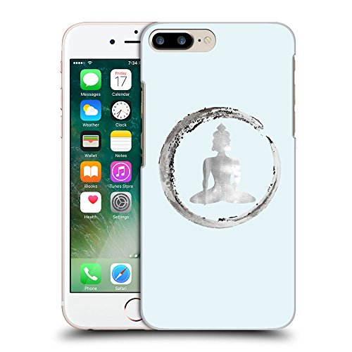 GoGoMobile Coque de Protection TPU Silicone Case pour // Q10020619 Bouddha assis 13 Bulles // Apple iPhone 7 PLUS