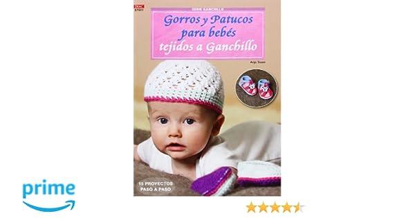 Crea Con Patrones. Serie Ganchillo. Gorros Y Patucos Para Bebes Tejidos A Gachillo - Número 11 Cp - Serie Ganchillo drac: Amazon.es: Anja Tissen: Libros