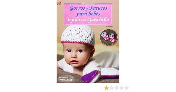 Gorros y patucos para bebés tejidos a ganchillo: Anja Tissen: 9788498743968: Amazon.com: Books