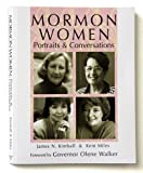img - for Mormon Women: Portraits & Conversations book / textbook / text book