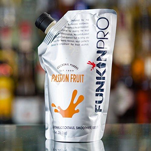 Funkin Pro Passion Fruit Cocktail Purée, 35.2 ounces