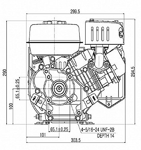 Amazon Brilliant Gt241 24hp 796cc Ohv Gasoline Engine. Amazon Brilliant Gt241 24hp 796cc Ohv Gasoline Engine Engineered By Mitsubishi Garden Outdoor. Wiring. 290 Ohv Engine Diagram At Scoala.co