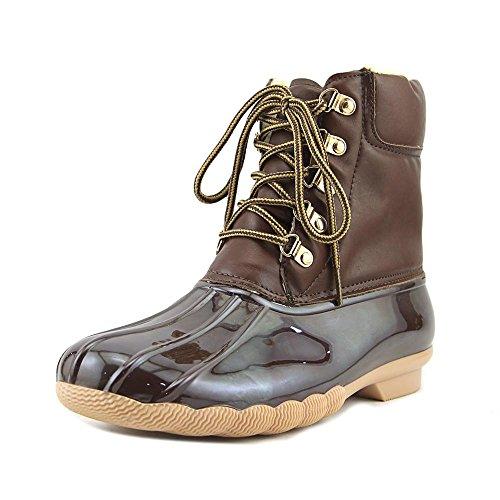 Seven7 Women's J-Hawk Rain Shoe, Chocolate, 7 UK/7 M US
