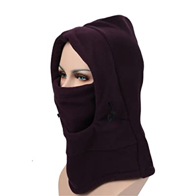 Balaclava - NEAER Unisex Winter Windproof Outdoor Sports Hood Headwear Hats Mask