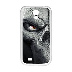 Happy Skull Phone Case for samsung galaxy S4 Case