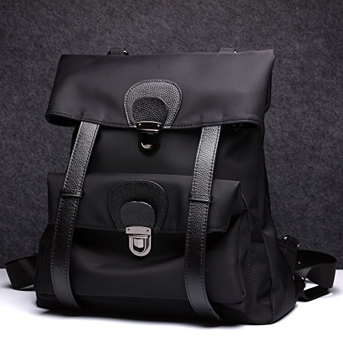Backpack In 2018 Da Fashion Oxford Impermeabile Ladies New Pelle Ywzhushengmaoyi Black Con Donna Borsa qZwxaTntR