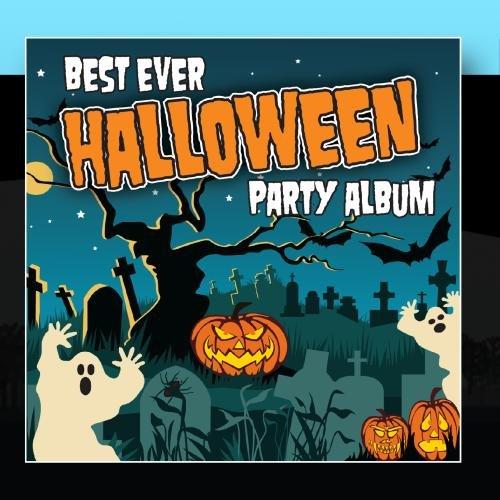Best Ever Halloween Party Album