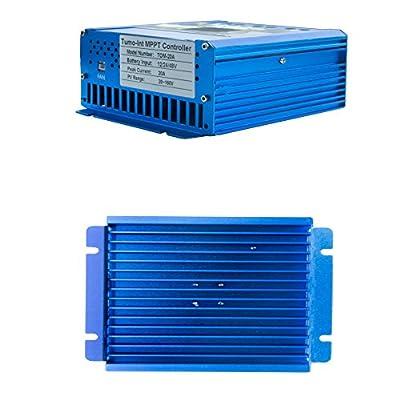 Tumo-Int MPPT Solar Controller 12/24/48V 180VDC Input