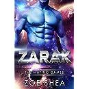 Zarak: Scifi Alien Invasion Romance (The Mating Games Book 1)