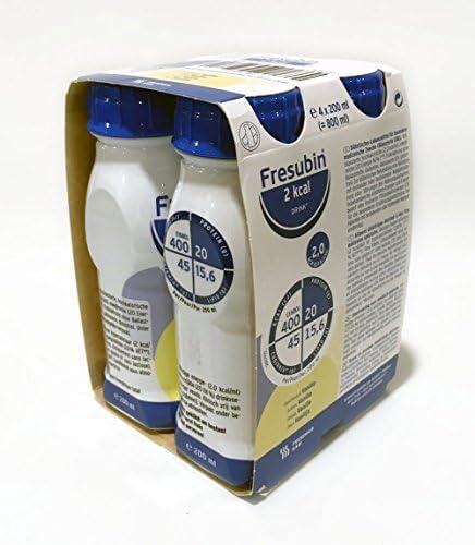 Fresubin 2 kcal DRINK Vanille Trinkflasche, 4X200 ml