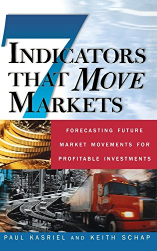 Seven Indicators That Move Markets: Forecasting Future Market Movements for Profitable Investments