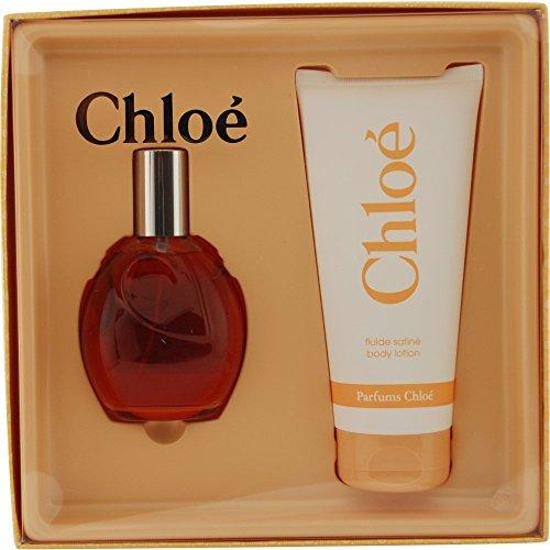 CHLOE by Chloe Gift Set — 3 oz Eau De Toilette Spray 6.8 oz Body Lotion for Women