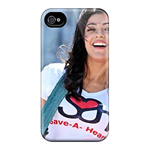Awesome Kajal Agarwal In Baadshah Flip Case With Fashion Design For Iphone 5/5s