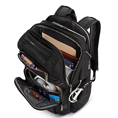 51ilrTfo2GL - Samsonite Tectonic Lifestyle Sweetwater Business Backpack, Black, One Size
