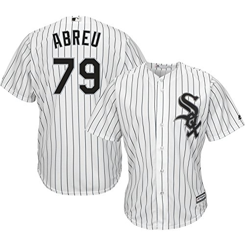Jose Abreu Chicago White Sox #79 MLB Youth Cool Base Home Jersey (Youth Large 14/16)