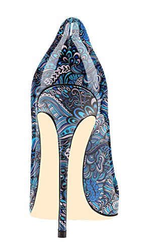Cerrado Soireelady Soireelady Blume Cerrado Mujer Mujer Blume Blu Blu 5xUfvF