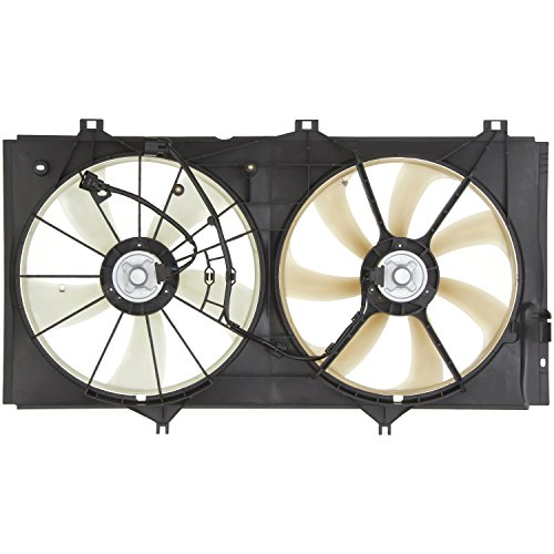 Spectra Premium CF20065 Dual Radiator Fan Assembly