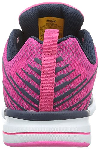 Dockers by Gerli 38mu202-780771 - Zapatillas Mujer Rosa - Pink (pink/schwarz 771)
