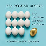 img - for Power of One: How One Person Can Make a Difference book / textbook / text book